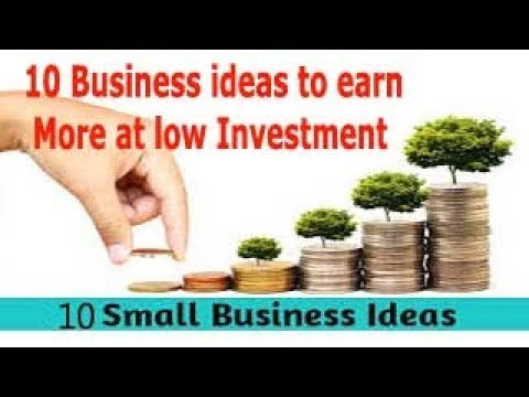 10 best business ideas to earn more at low investment कम पैसे में बिजनेस शुरू करने के 10 बेस्ट आइडि