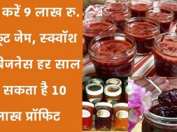 Star fruit jam and squash business and earn good income
