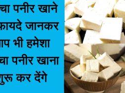 Health Benefits Of Eating Raw Cheese कच्चा पनीर खाने से होते है ये जबरदस्त फायदे