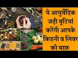 These ayurvedic herbs will detox the kidneys and liver