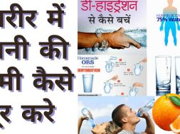 Top 7 Hydrating water rich Foods || गर्मियों मैं शरीर मैं पानी की कमी होने पर क्या करे, dehydration